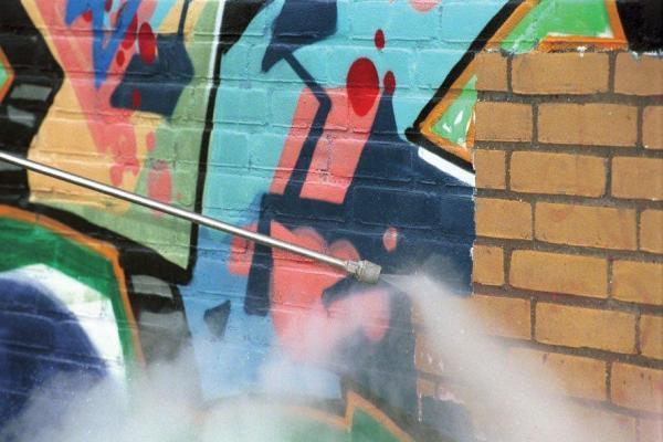 graffitiverwijderen amersfoort